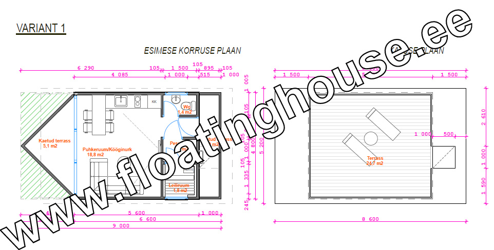 Floating house, kelluva talo, ujuvmaja, een drijvende woning, et flydende hus, ein schwimmendes Haus, Schwimmendes Bauwerk, ett flytande hus, houseboat, Ett fFloating-house-solution-1.bmp