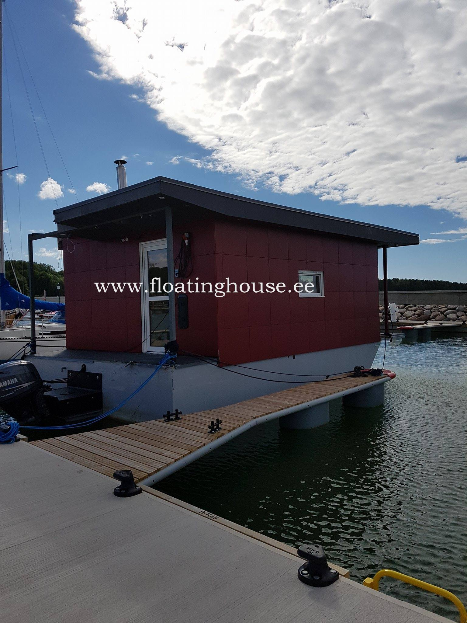 Floatinghouse.ee, floating houses, Made in EU, Estonia